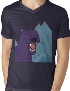 puma shirt, gravity falls Mens V-Neck T-Shirt