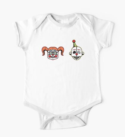 Baby and Ennard One Piece - Short Sleeve