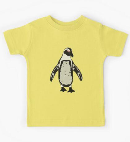 african penguin Kids Tee