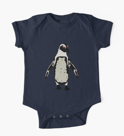 african penguin One Piece - Short Sleeve