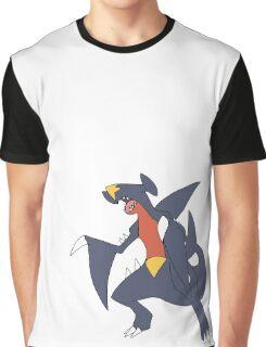 Garchomp Graphic T-Shirt