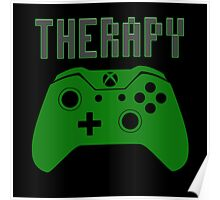 Video Game therapy Poster