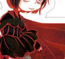 Ruby Rose Chibi Sticker Sticker