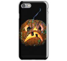 My Halloween Jack'O  2016! iPhone Case/Skin