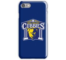 Hill Valley Cubbies - Colour iPhone Case/Skin