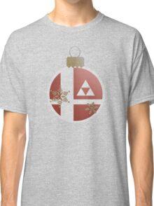 Super Smash Christmas - Legend of Zelda Classic T-Shirt