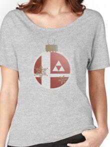 Super Smash Christmas - Legend of Zelda Women's Relaxed Fit T-Shirt