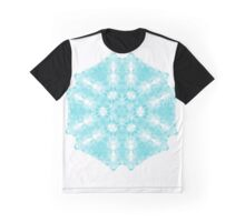 Abstract background kaleidoscope in low poly style. Polygonal mandala Graphic T-Shirt