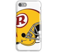 the redskins iPhone Case/Skin
