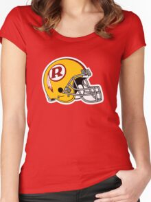 the redskins Women's Fitted Scoop T-Shirt