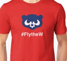 Fly the W Cubs Unisex T-Shirt