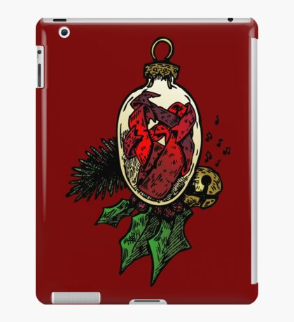 Christmas Bling  iPad Case/Skin