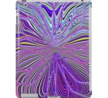 Re-Created Flowers by Robert S. Lee iPad Case/Skin