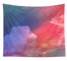 Space Magic Wall Tapestry