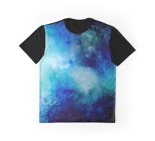Water Color Galaxy 2 Graphic T-Shirt