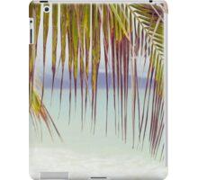 Damaged Palm iPad Case/Skin