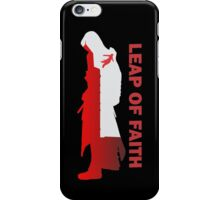 Leap of Faith iPhone Case/Skin
