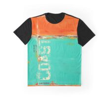 """Fragile Coast"" Graphic T-Shirt"