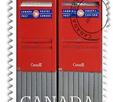 ·٠•● █░║►    CANADIAN MAIL BOX/STAMP   ◄║░█ ●•٠· by ✿✿ Bonita ✿✿ ђєℓℓσ