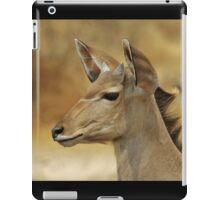 Kudu Bull Calf - Innocent Beauty iPad Case/Skin