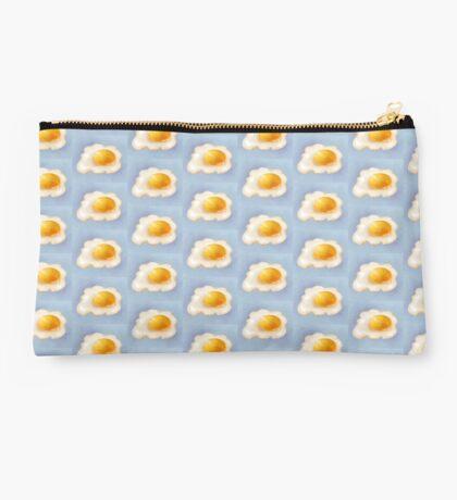 Fried Egg: A breakfast treat Studio Pouch