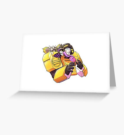 Popsicle Thief Greeting Card
