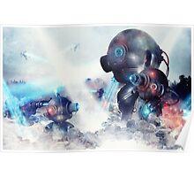 MoToys Robo Munny Attack Poster