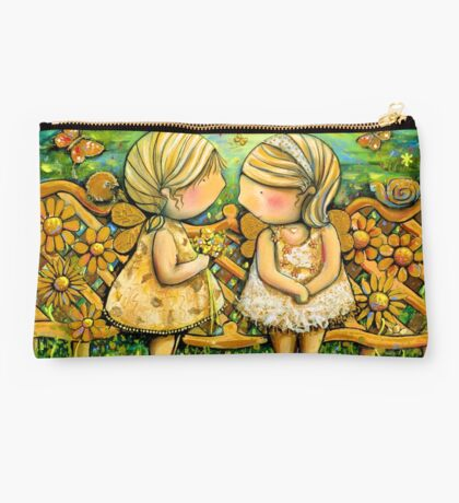 One Spring Day Studio Pouch