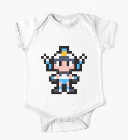 Pixel Patty Wagon One Piece - Short Sleeve