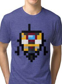 Pixel Claptrap Tri-blend T-Shirt