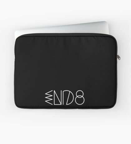 EnD 8 Laptop Sleeve