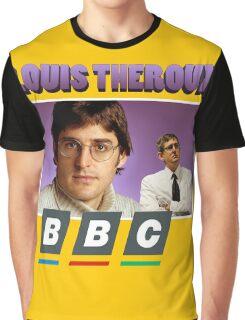Louis Theroux Best Design Graphic T-Shirt