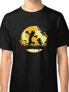 Calvin&Hobbes funny T-shirt Classic T-Shirt