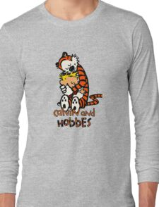 Calvin&Hobbes funny T-shirt Long Sleeve T-Shirt