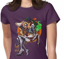 Halloween - Louis and Cecilia Womens Fitted T-Shirt