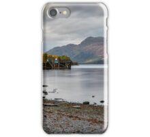 Loch Lomond in Luss iPhone Case/Skin