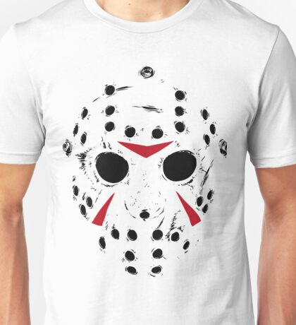 Jason Voorhees Mask Unisex T-Shirt