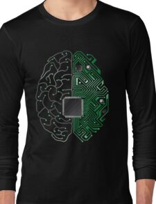 Neuromorphic Computing Long Sleeve T-Shirt