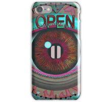 eyeball me iPhone Case/Skin