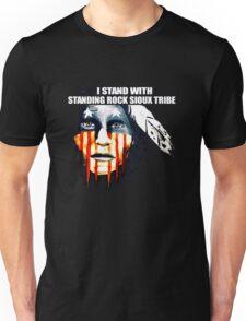 RockRockRock T_shirt, Standing ROCk Unisex T-Shirt