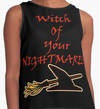 Witch Of Your Nightmares Contrast Tank