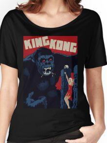 King Kong Classic Women's Relaxed Fit T-Shirt