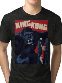 King Kong Classic Tri-blend T-Shirt