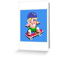 Wonder Boy Greeting Card