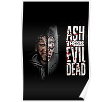 between ash and evil  Poster