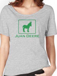 Juan Deere Women's Relaxed Fit T-Shirt