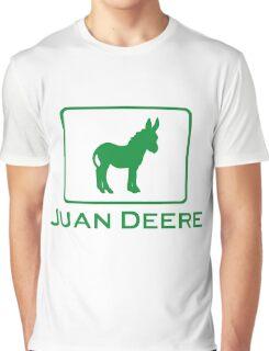 Juan Deere Graphic T-Shirt