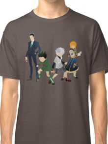 Protagonists - Hunter x Hunter  Classic T-Shirt