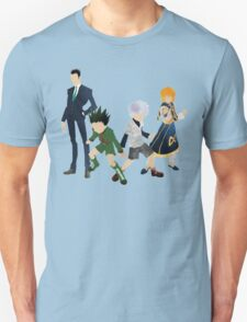 Hunter x Hunter Protagonists Unisex T-Shirt