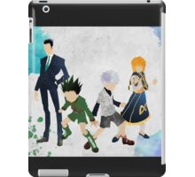 Hunter x Hunter Protagonists iPad Case/Skin